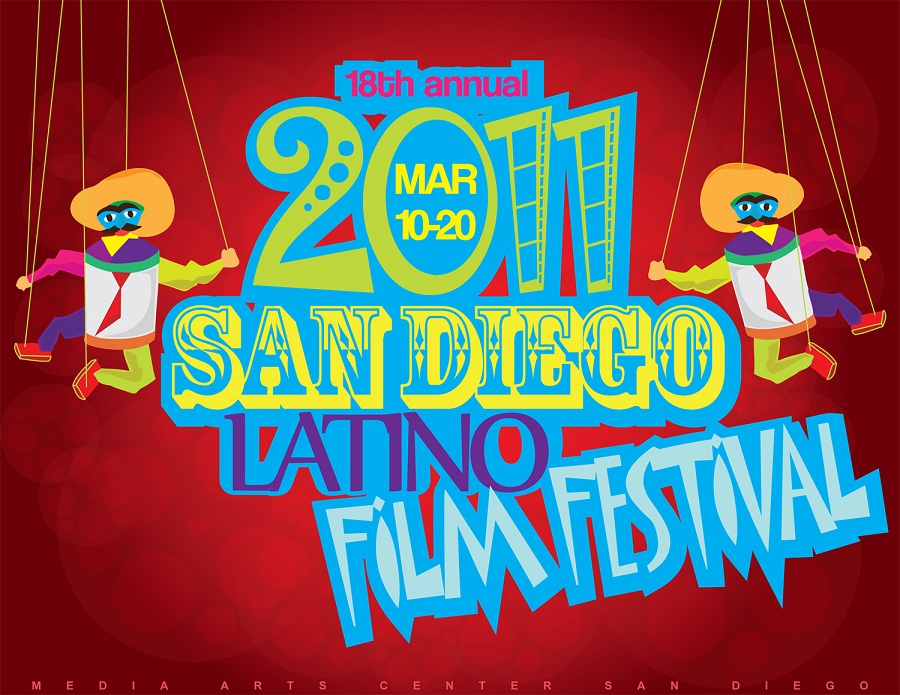 Latino Film Festival 2011 Latino Film Festival Poster